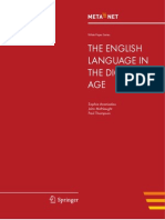English Language in The Digital Age