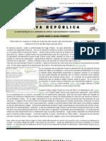 LNR 65 (Revista La Nueva Republica) 15 Enero 2013 CubaCID.org