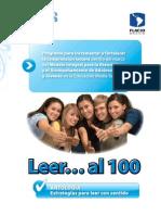 Leer al 100