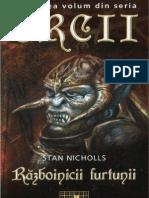 Stan Nicholls - Razboinicii Furtunii