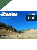 PGN Mountaineering - Catatan Perjalanan Semeru