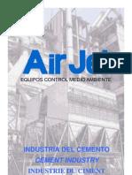Catalogo Filtros de Mangas Por Air Jet
