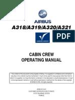 cabin crew manual