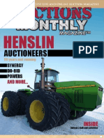 Auctions Monthly Magazine
