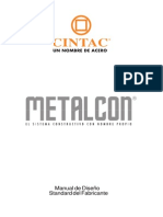 Manual Diseño Metalcon