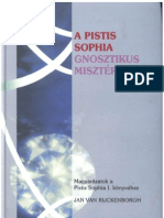 A  pistis sophia gnosztikus misztérumai magyarázatokkal