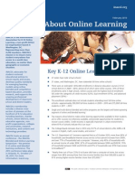 iNACOL Fast Facts About Online Learning