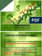 international forex