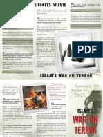 islam's war on terror