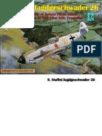 Staffel JG 26 Battle of Britain