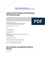 Solucion Ubuntu en toshibas