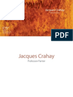 Jacques Crahay  Profession painter