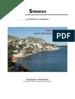Spanish Guide Book