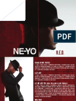 Digital Booklet - R.E.D