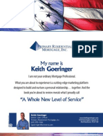 Keith Path to Buy a Home