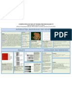 Identification of Human Endonuclease V (Poster)