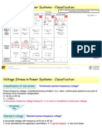 Voltage Stress in Power Systems -
