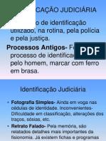 Identificação Judiciária