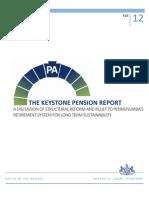Pennsylvania Pension Plan Booklet
