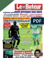 LE BUTEUR PDF du 18/01/2013