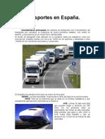 Los transportes en España