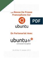 Revue de Presse sur Ubuntu