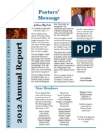 riverview annual report 2012