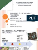 Seminario Francisella Tularensis y Tularemia