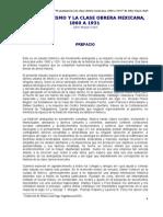 El anarquismo y la clase obrera mexicana, 1860 a 1931