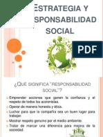 Estrategia y Responsabilidad Social