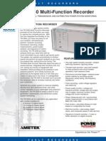 TR 2000 Data Sheet