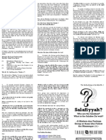 What is Salafiyyah?.pdf