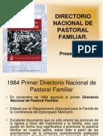 Directorio de Pastoral Familiar