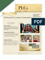 PLCs 2007-2008