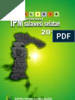IPM Sulawesi Selatan 2011