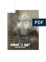 Whats Up? Magazine - Issue 1