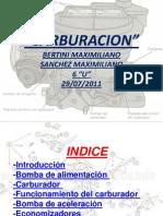GUIA PRACTICA DE CARBURACION