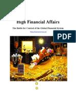 High Financial Affairs