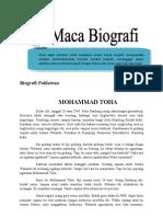 Materi Basa Sunda maca biografi