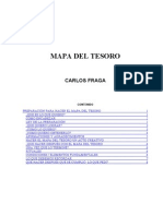 Mapa de Tesoro- Carlos Fraga