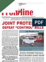 Frontline - January 2013