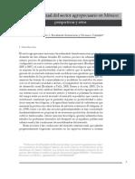 perspectivas y retos sector agropecuario a