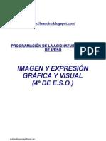 Imagen y Expresión Programacion 4 ESO_ 2009 I_ROSAL