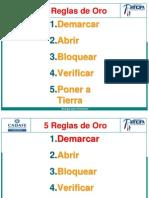 REGLAS DE ORO CADAFE - PRESENTACION