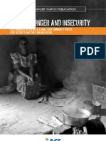ACF Feeding Hunger and Insecurity Report '09