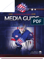 Rochester Americans Media Guide 2013