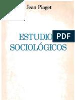 Estudios Sociológicos