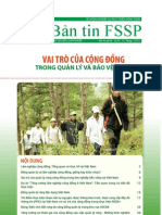 The role of community in forest management and protection (Vietnamese)