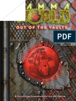 Gamma World RPG Out of the Vaults