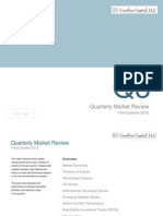 Q3 2012 Quarterly Market Review